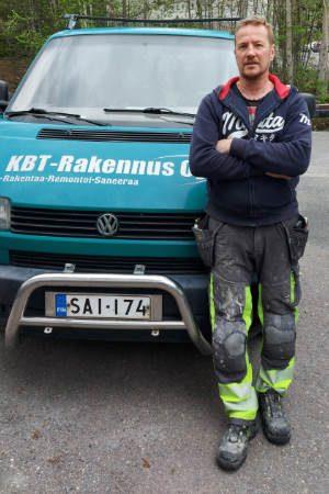 KBT-Rakennus Oy, Jarmo Jakara