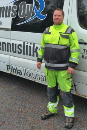 KBT-Rakennus Oy, Jussi-Antti Paavuori